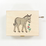 Atelier Fischer Musical Keepsake Box - Donkey