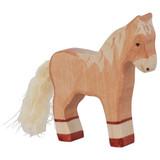Holztiger Light Brown Foal Standing
