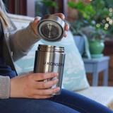 U Konserve Insulated Food Jar - Stainless Steel 18 oz
