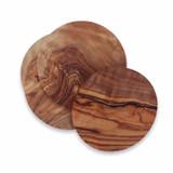 Olive Wood Coaster