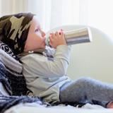 Pura Kiki Baby Bottle 11oz - Aqua Sleeve