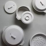 KINTO Kakomi Rice Cooker 1.2 L - White
