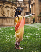 Sarah's Silks Silk Desert Cape