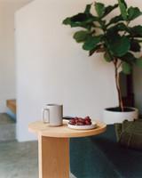 Hasami Porcelain Coffee Mug 15oz - Gloss Grey