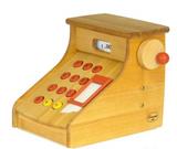 Wooden Cash Register
