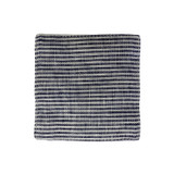 Fog Linen Coasters Set of 6 - White Seersucker