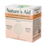 Nature's Aid True Natural Solid Conditioner Bar - Mango Butter & Tangerine