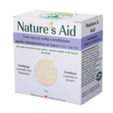 Nature's Aid True Natural Solid Conditioner Bar - Rosemary & Lavender