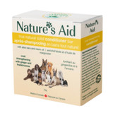 Nature's Aid True Natural Solid Conditioner Bar for Pets