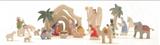Ostheimer Wooden King's Animals Small - 3pcs