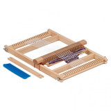 Glueckskaefer Large Wooden Weaving Frame