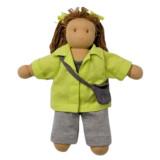 """Hoppa Waldorf Doll - Lea (11"""" Girl)"""