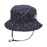 Puffin Gear Cotton Camper Sun Hat - Constellations