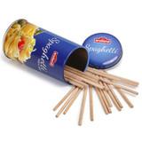 Erzi Spaghetti in a Tin