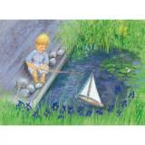 Sail Away - Postcard