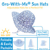 Jan & Jul Floppy Cotton Sun Hat
