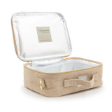 SoYoung Raw Linen Lunch Box - Cacti Desert
