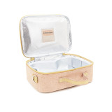 SoYoung Raw Linen Lunch Box - Jungle Cat