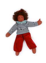 Nanchen Dressable Doll Mia