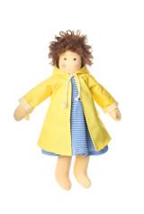 Nanchen Dressable Sailor Doll Lena
