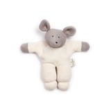 Nanchen Organic Terry Baby Rattle - Mouse