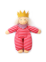 Nanchen Doll Little Queen Luise with Crown