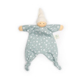 Nanchen Organic Blanket Doll - Blue Star