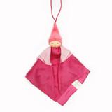 Nanchen Little Silk Cradle Fairy - Pink