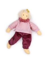 Nanchen Dressable Doll Paula