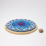 Grimm's Sparkling Mandala Small Blue
