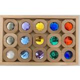Papoose Bitcoin Rainbow Coin Set, 15pcs