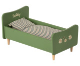 Maileg Bed for Teddy Dad - Dusty Green