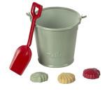 Maileg Beach Set - Shovel, Bucket & Shells