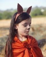 Halloween Playsilks Fox