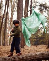 Sarah's Silks Fall Giant Playsilks Pine