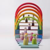 Grimm's Large Rainbow - 12 Pieces