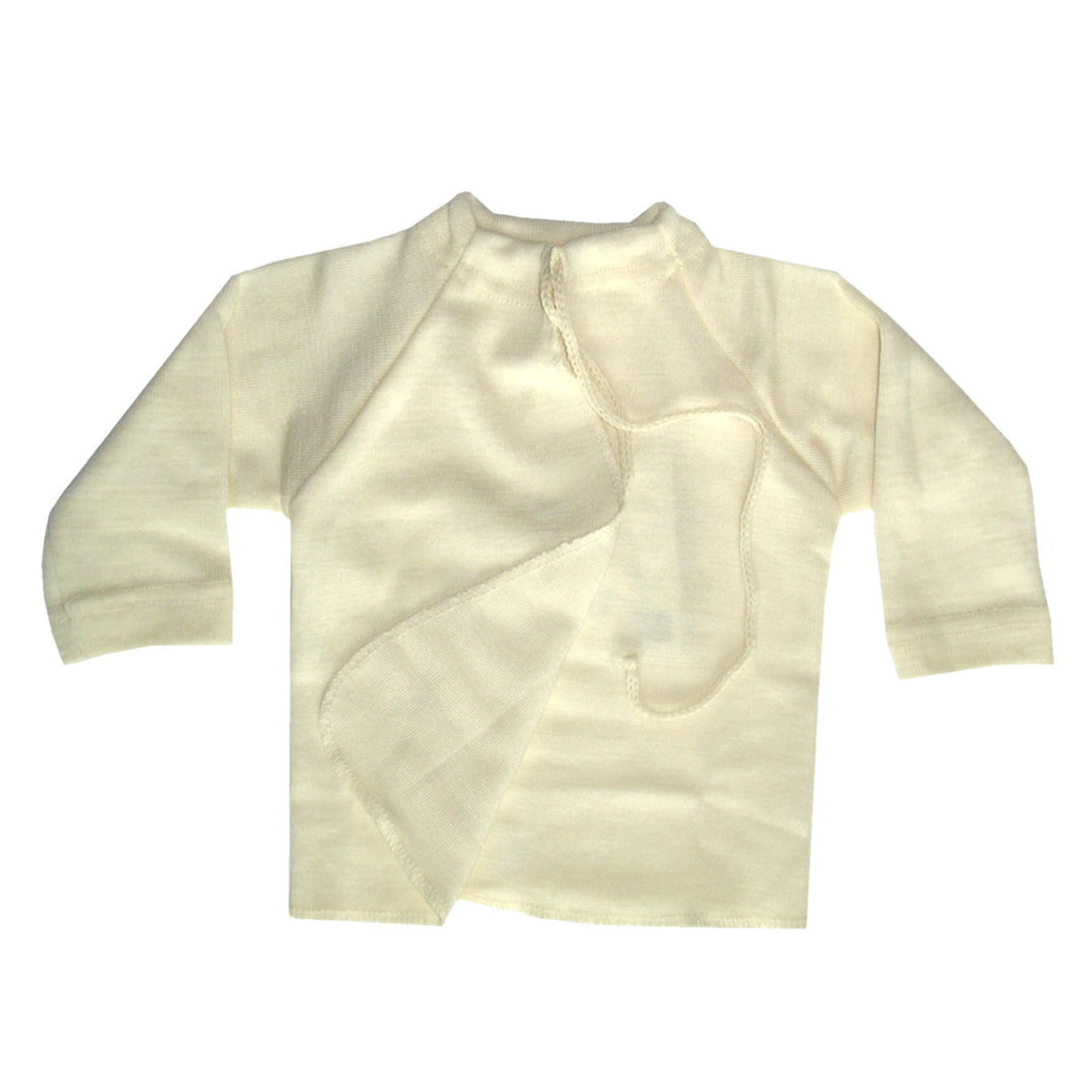 Engel Merino Wool Wrap Over Vest Merino Wool Clothes For Babies