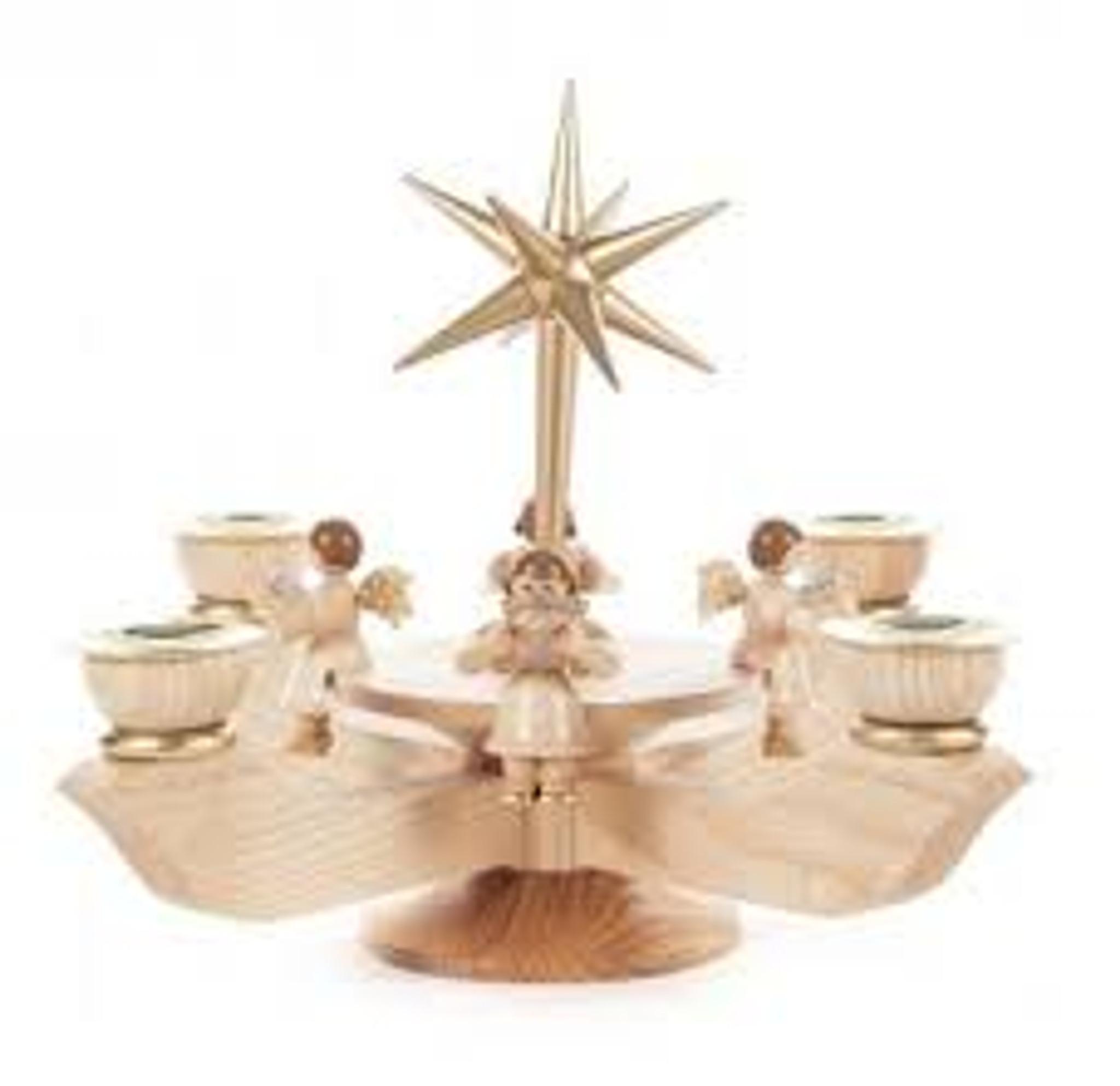 Dregeno Erzgebirge Advent Candle Holder Singing Angels Small Erzgebirge Pyramids Canada Ava S Appletree
