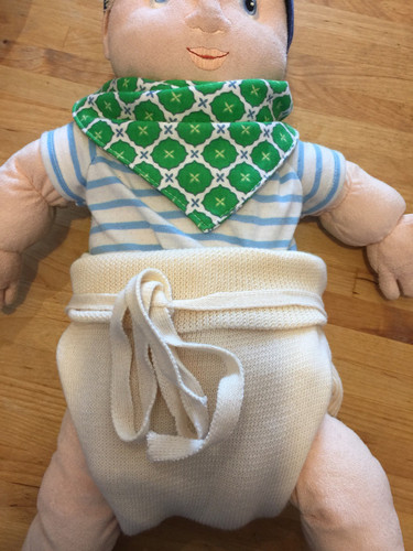 Disana Organic Knitted Diaper - Pack of 5