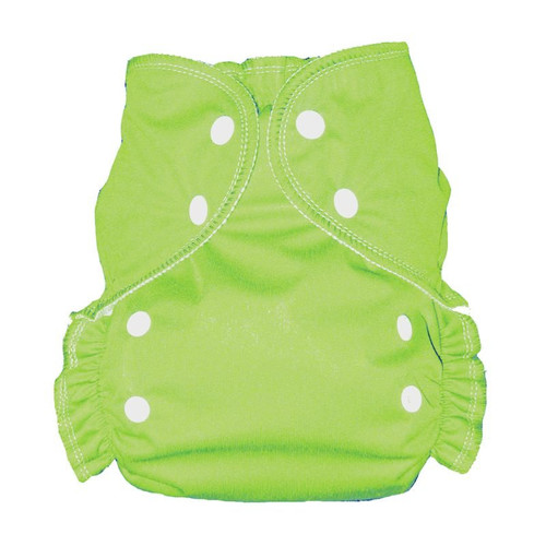 AMP Diapers - Froggy Green