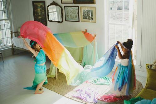 Sarah's Silks Giant Playsilk
