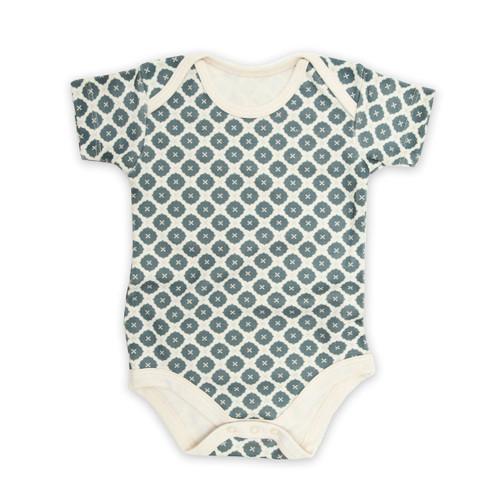 OM Baby Jasper Short Sleeved Onesie