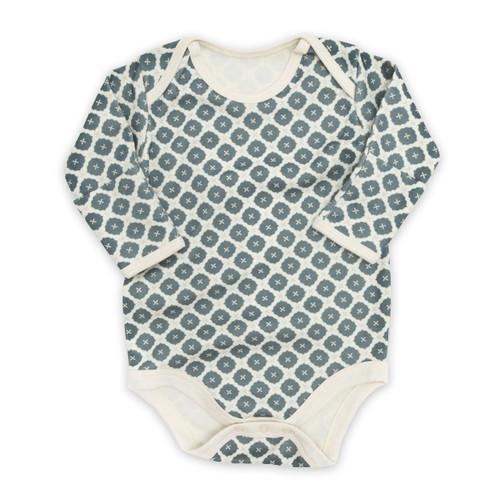 Jasper Long Sleeved Baby Onesie