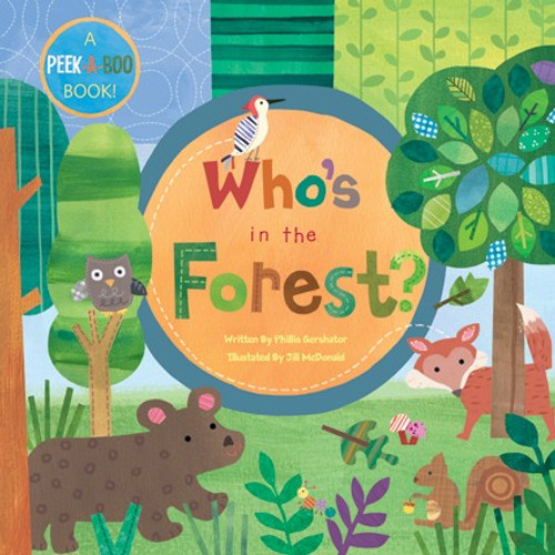 Who's in the Forest - Barefoot Books