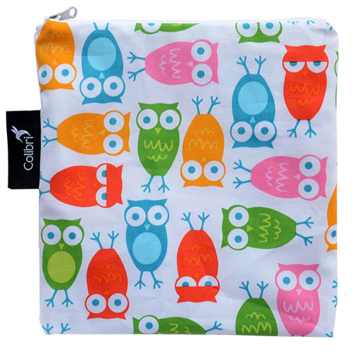 Colibri Sandwich Bag - Girl Owls
