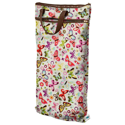 Butterflies - Planet Wise Hanging Wet Bag