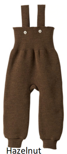 Disana Knitted Trousers Hazelnut