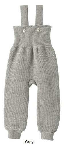 Disana Knitted Trousers Grey