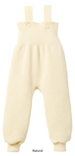 Disana Knitted Trousers Natural