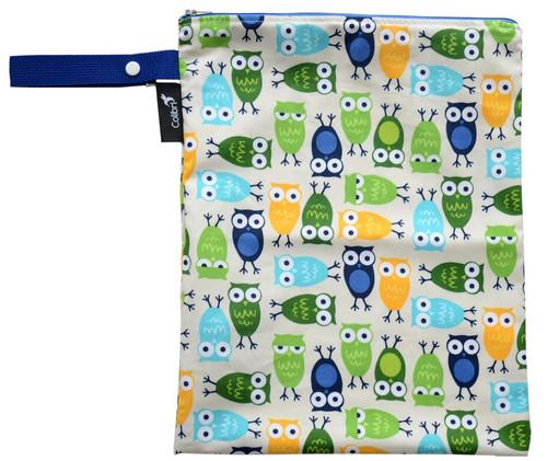 Colibri Medium Wet Bag - Owls
